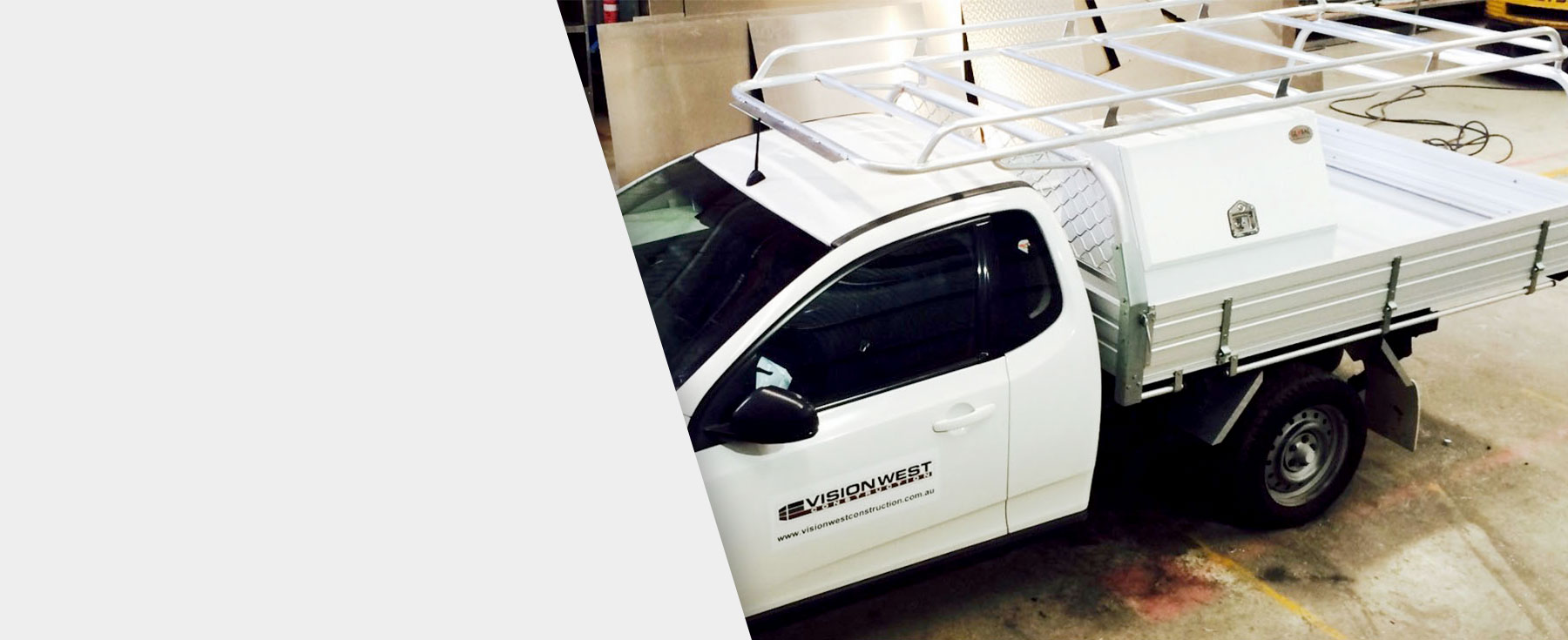 Tradesman roof rack