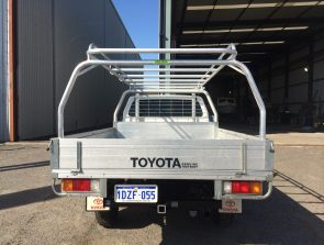 Tradesman rack