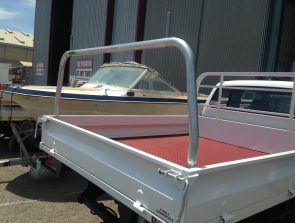 Courier Pack and Rear Bar 4