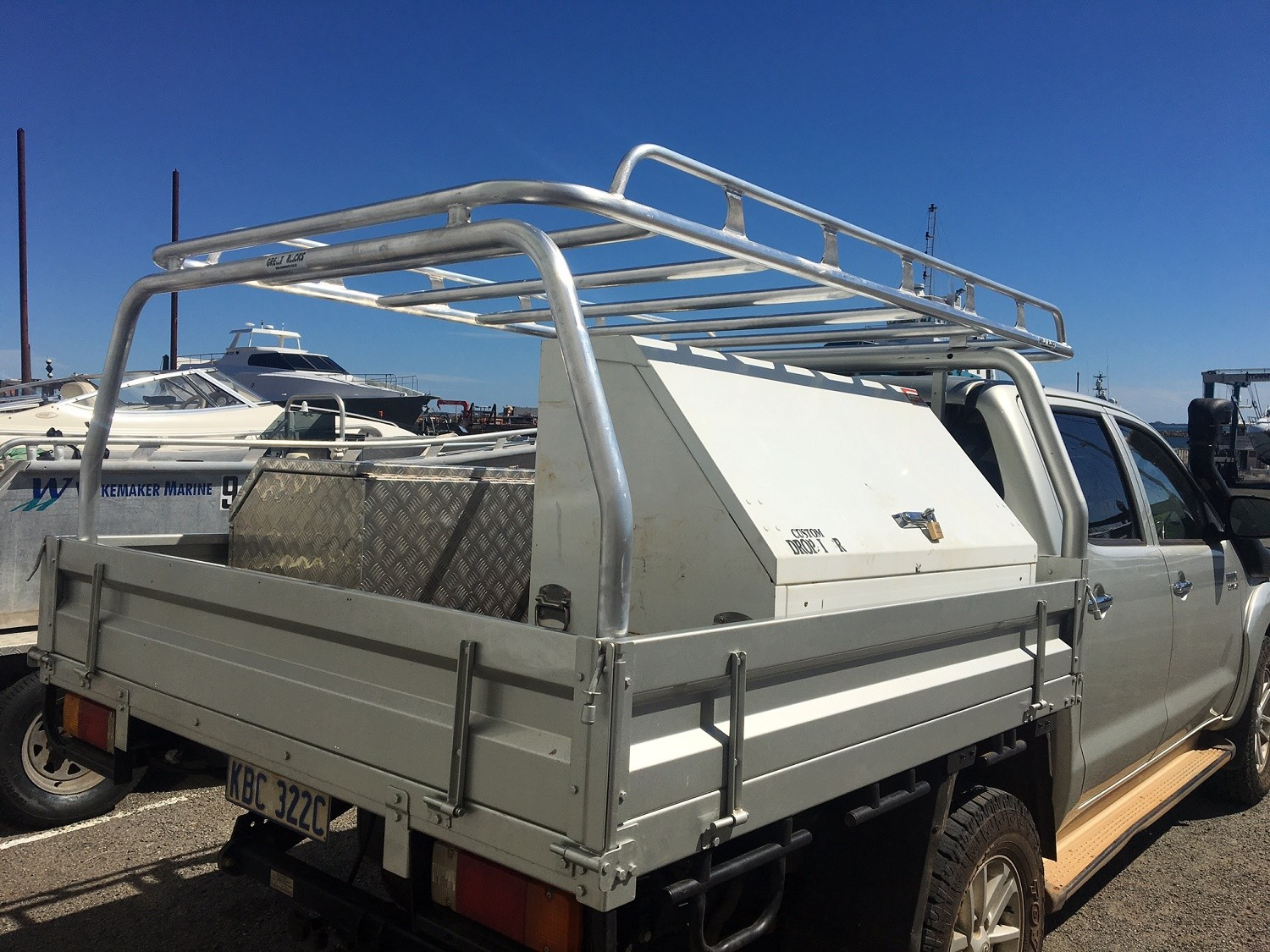Hilux Roof Racks Toyota Hilux Great Racks