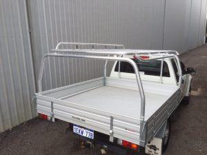 Ford Ranger single cab tray back