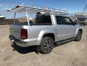 VW Amarok dual cab well body