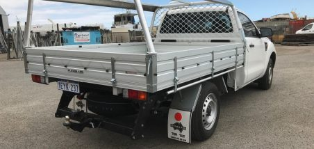 Ford Ranger single cab tray back