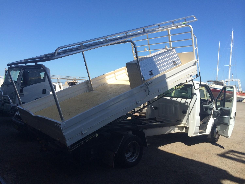 Custom Vehicle Roof : Custom roof rack built to suit your needs