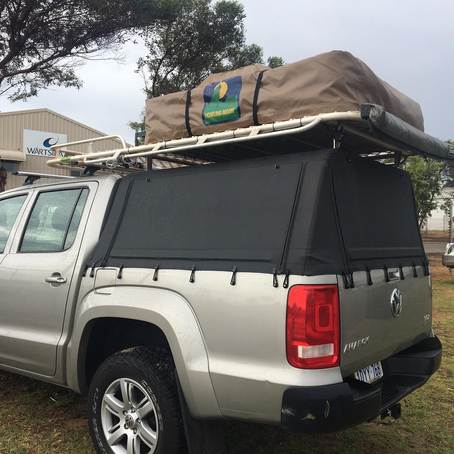 Ute Canvas Canopy Perth | Ute Canopies | Great Racks