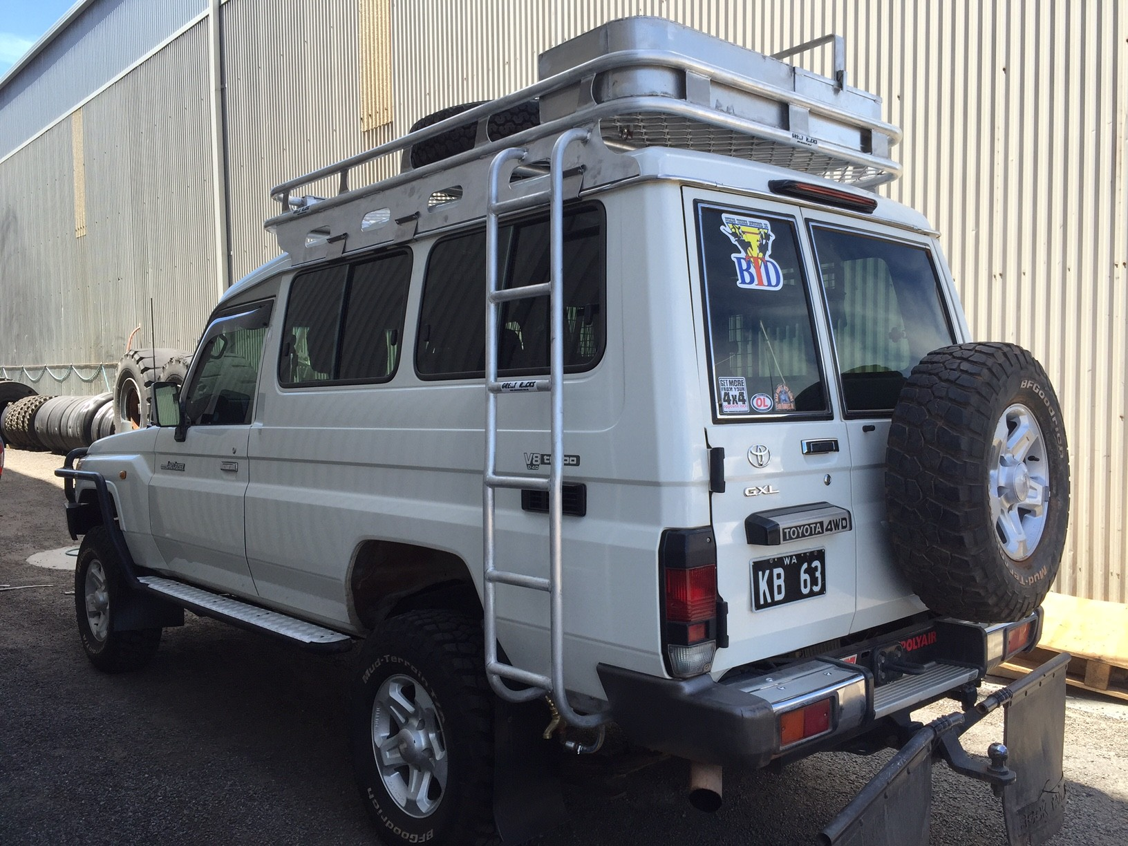 Wagon Roof Racks | Get a FREE Quote | Great Racks