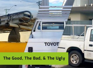 Roof Racks: The Good, The Bad & The Ugly