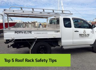 Top 5 Roof Rack Safety Tips