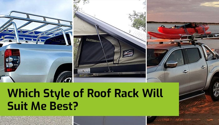 Which Style of Roof Rack Will Suit Me Best?