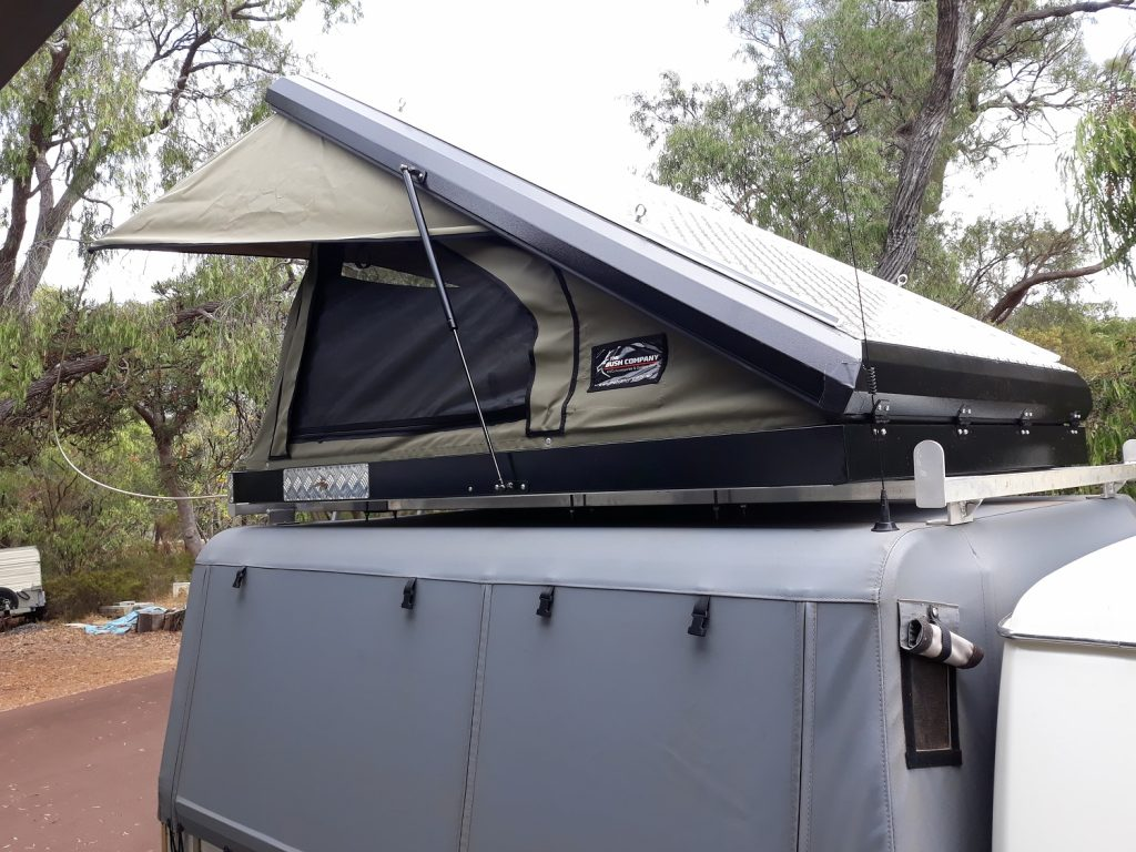 Tent-Style Roof Rack
